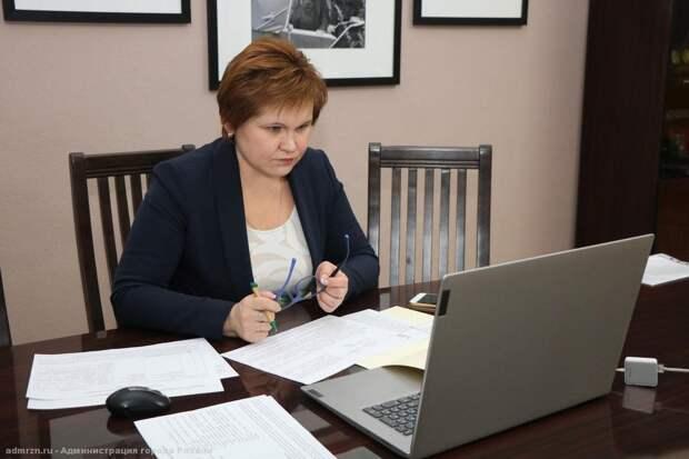 Елена Сорокина выразила соболезнования в связи с трагедией в казанской школе