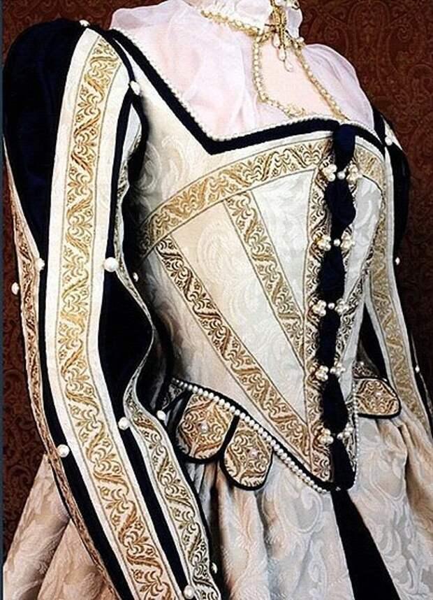 «En vogue» Ренессанса. Модные тенденции эпохи Возрождения.