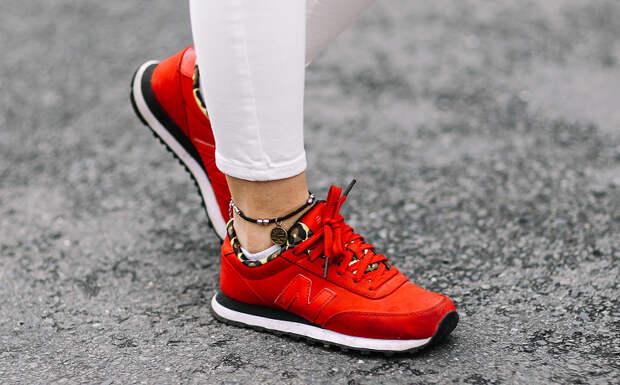 Самый весенний тренд: яркая обувь