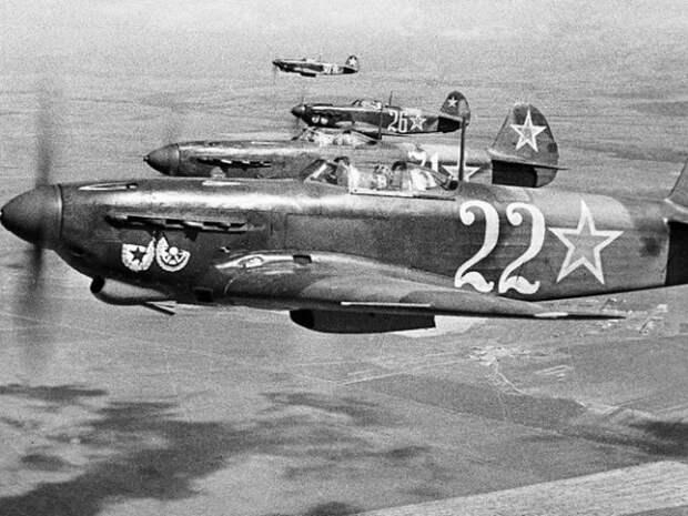 20-летние асы. Лучшие советские истребители уничтожили целый воздушный флот люфтваффе