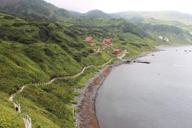 Пейзажи острова Монерон. Фото взято из открытых источников