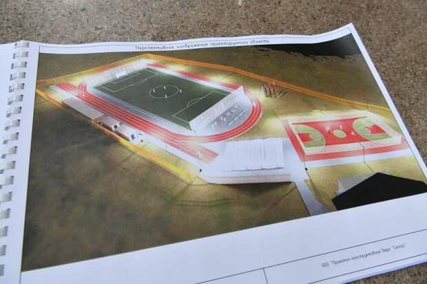 В Завьяловском районе Удмуртии построят стадион имени Галины Кулаковой