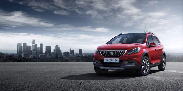 Peugeot 2008 в России: начались продажи и объявлены цены