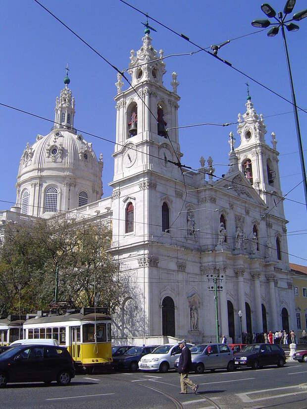 МИР ВОКРУГ.  Лиссабон,Португалия