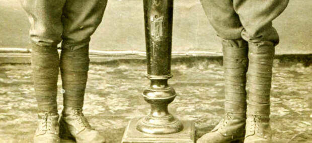 Зачем раньше солдаты обматывали ноги до колен?