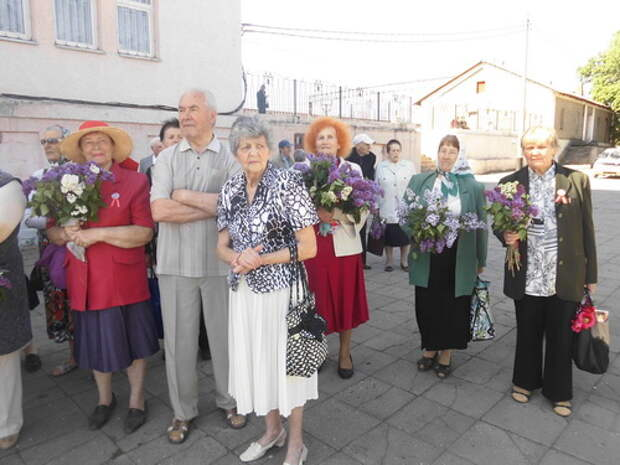 Прогрессисты Николаевской области отметили День Международной солидарности трудящих 1 Мая