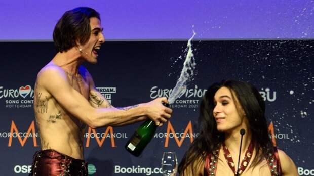 Победители Евровидения из Италии рассказали о желании выступить в России