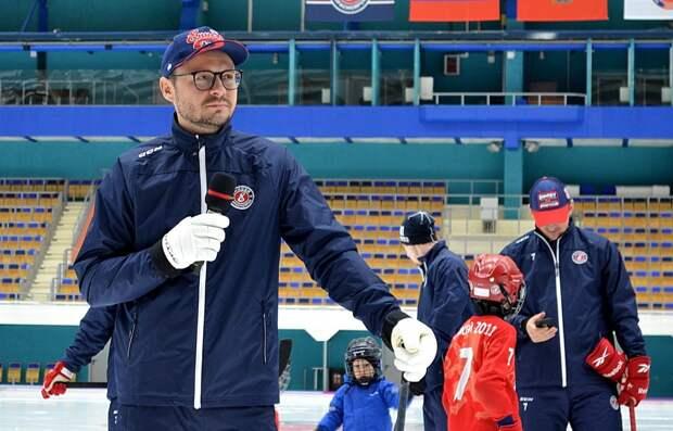 Экс-главный тренер ХК «Енисей» Михаил Пашкин возглавил шведский АИК