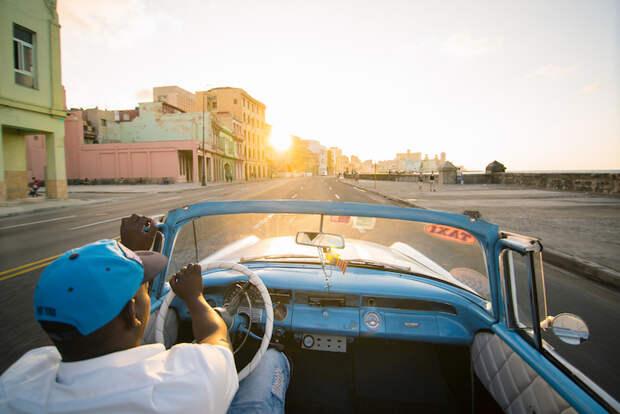 Застывшая во времени: Куба глазами американского фотографа