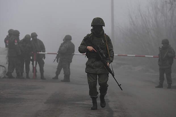 ЛНР начала наступление в Донбассе