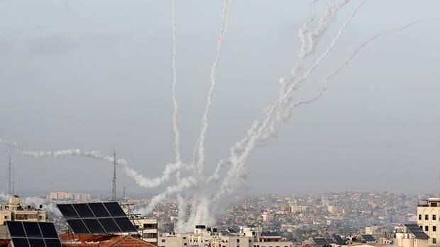 Израиль нанес авиаудары по сектору Газа: погибли 20 человек, еще 65 ранены