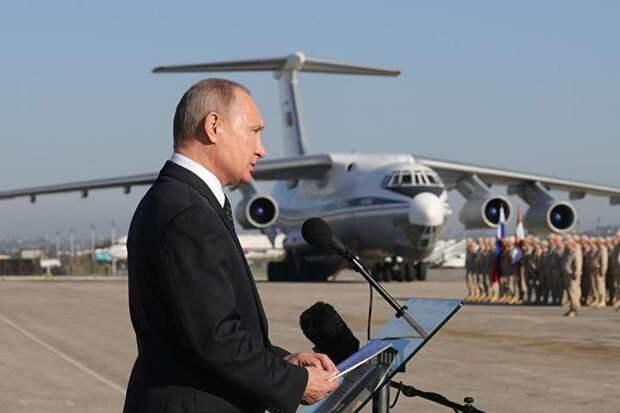 """Россия подала сигнал Байдену: """"Как ты ни брыкайся, из Сирии мы вас выдавим"""""""
