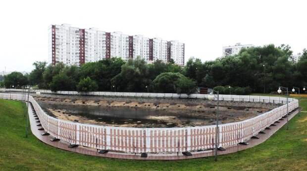 Парк у Дегунинского пруда благоустроят