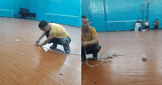 «Выделено Т440 млн, учителя заделывают дырки в школе тряпками» – в Атырау начата проверка