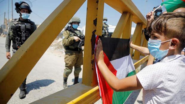 Россия предложила новый формат переговоров по конфликту Израиля и Палестины