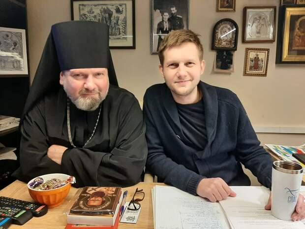 Телеведущий Корчевников стал попечителем крымского монастыря