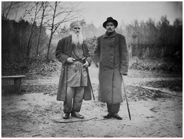 Лев Толстой 8