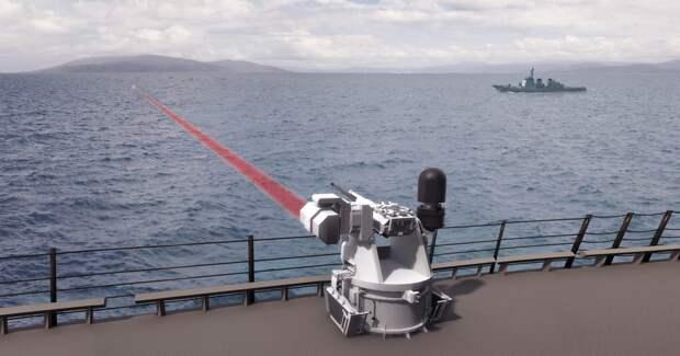 США создают субмарины-батареи для подзарядки боевых лазерных комплексов