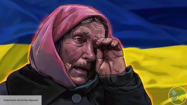 На Украине начнут пытаться спасать людей от коронавируса: Киев принял новый бюджет