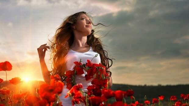 Красивые девушки и отличный фон для фотографии