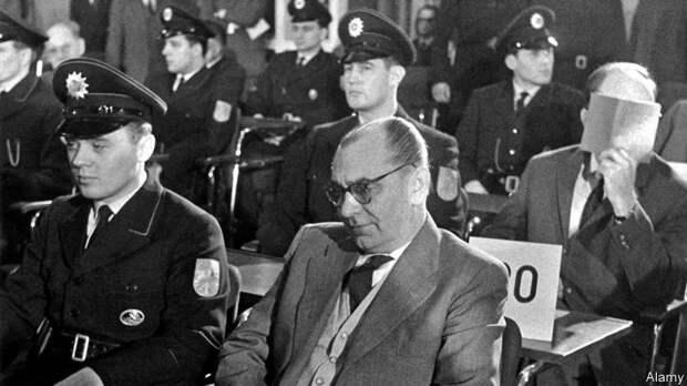 Освенцимский процесс: щадящее немецкое правосудие