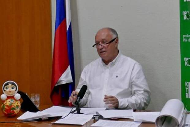 Глава Котовска Алексей Плахотников ответил на вопросы жителей в прямом эфире