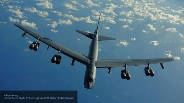 """Бомбардировщик B-52H ВВС США совершит полет в рамках """"Дней НАТО в Остраве"""""""