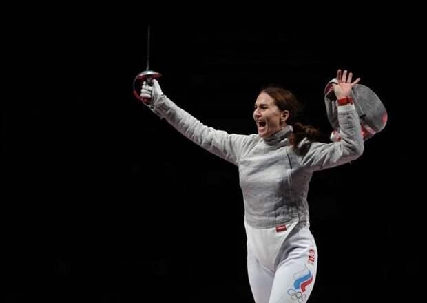 Олимпийское золото и серебро получат российские фехтовальщицы на саблях