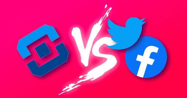 ⚡️ Суд оштрафовал Твиттер и Фэйсбук на 4 миллиона рублей