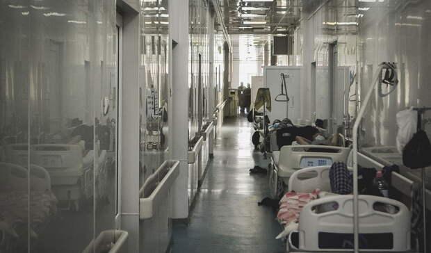 В Гае коронавирус убил 43-летнюю медсестру