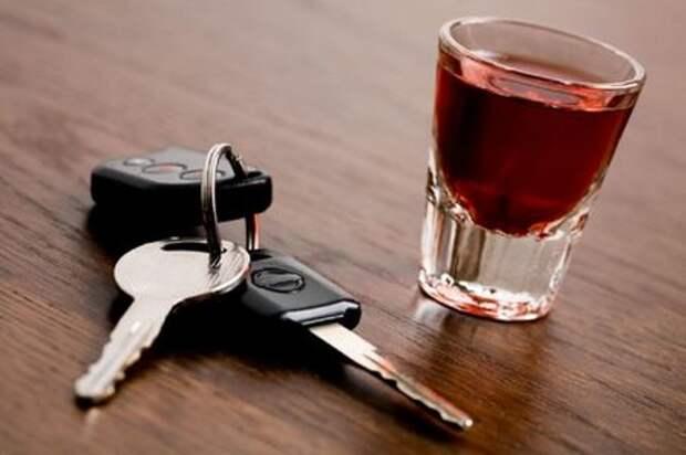 Безработный и пьяный за рулем - часто это один и тот же человек