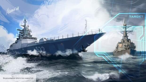 NI рассказало, чем обернется столкновение флотов США и России в Черном море
