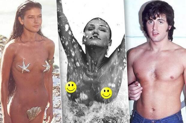 Сильвестр Сталлоне, Камерон Диаз и еще 5 звезд, начинавших с эротики ипорно