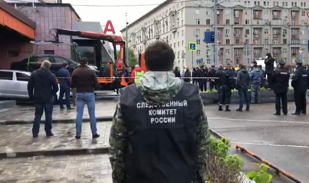 Захвативший заложников в Москве Алексей Барышников отправлен в психбольницу