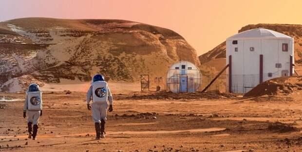 Киев покупает марсианский газ