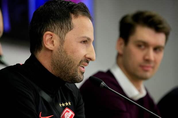 После матча «Сочи» - «Спартак» произошла драка - об этом сообщил Тедеско. Если «пришьют» расизм, то виновным мало не покажется