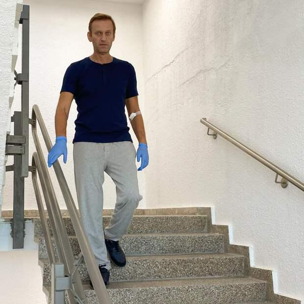 Почему операция Запада по «отравлению» Навального провалилась