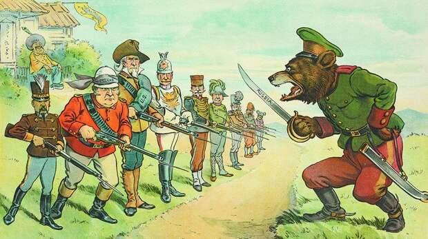 Мир мстит России за отстаивание национальных интересов