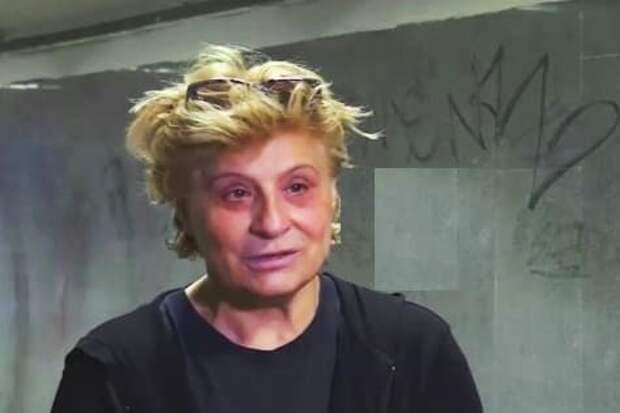 Вдове Владимира Арцибашева плеснули кислотой в лицо