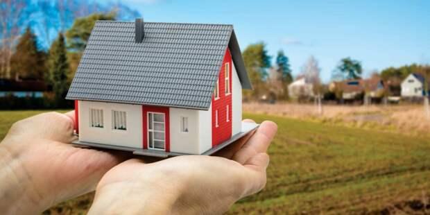 Сельская ипотека придет в Подмосковье