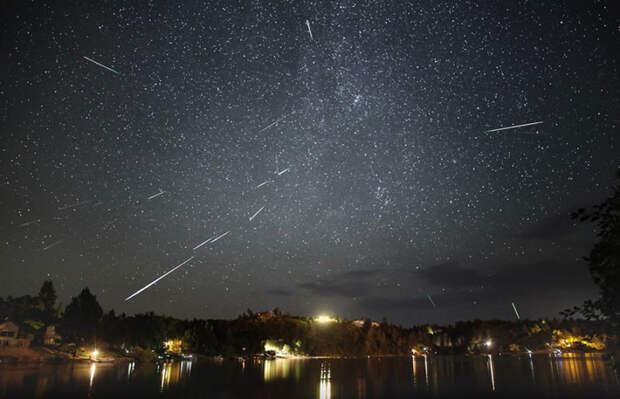 Какие редкие явления можно увидеть в небе над Петербургом? От пояса Венеры до «свечения да Винчи»