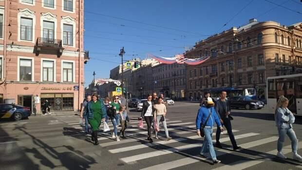 Синоптики назвали 11 мая самым теплым днем весны в Петербурге