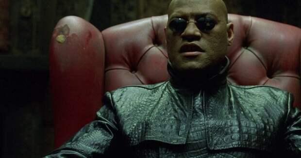 Исполнителя роли Морфеуса не позвали в новую «Матрицу»