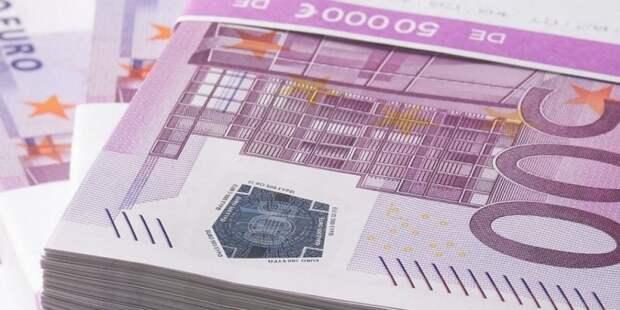 В Москве арестовали мужчину с 25 тысячами фальшивых евро