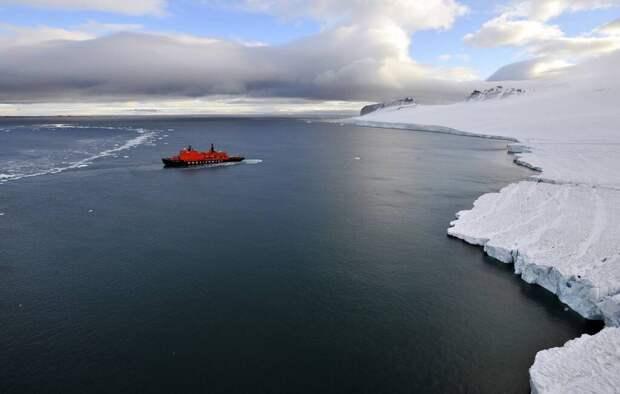 Ученые выяснили, откуда поступает мусор в моря, расположенные в российской Арктике