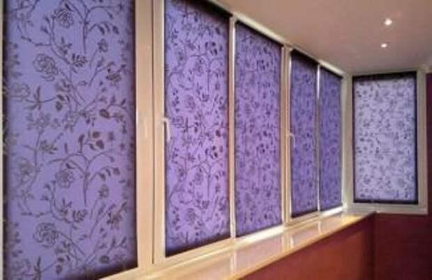 Шторы на липучках – практичное решение и декоративный элемент (52 фото)