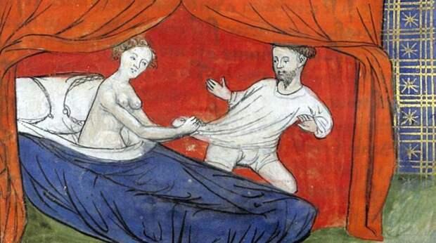 Оргии в монастыре и секс с сотней евнухов: 5 самых громких сексуальных скандалов Средневековья