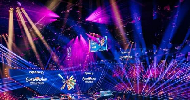 «Евровидение-2021» официально открылось в Роттердаме
