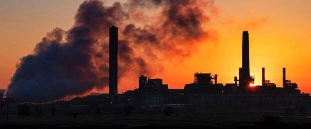 Концентрация парниковых газов в атмосфере достигла максимума с 2003 года