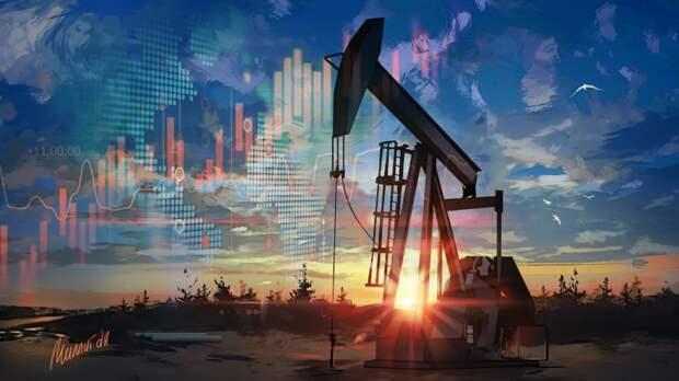 Впервые с марта стоимость нефти Brent превысила 70 долларов за баррель